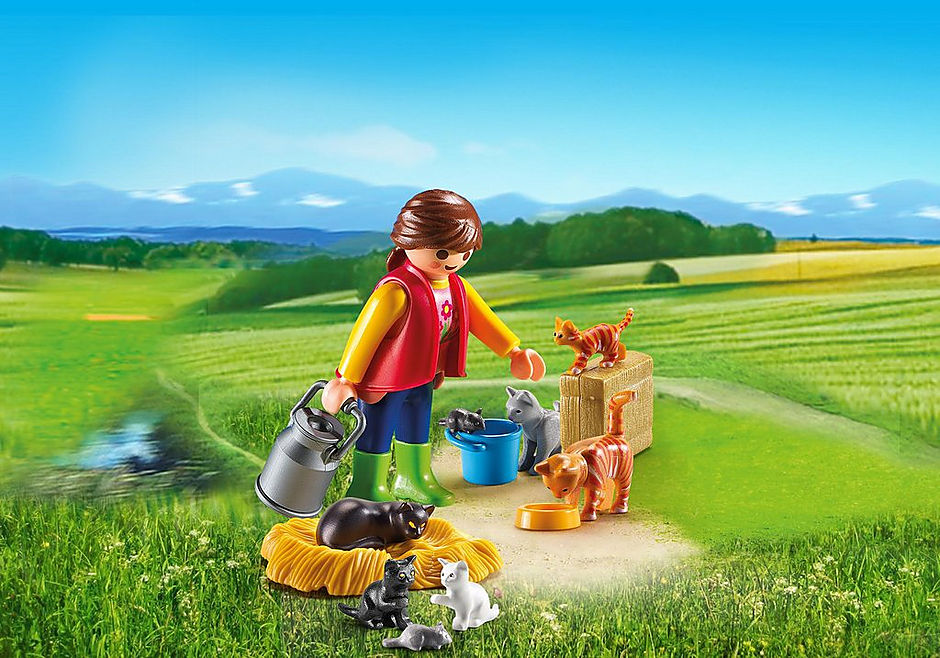 http://media.playmobil.com/i/playmobil/6139_product_detail/Mujer con Familia de Gatos