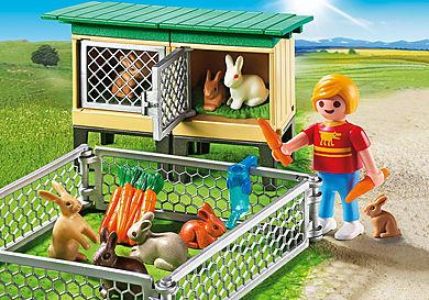 6140_product_detail/Klatka dla królików z wolnym wybiegiem