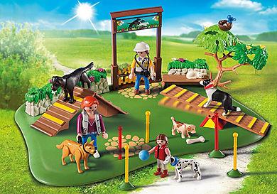6145 2 Dog Trainers