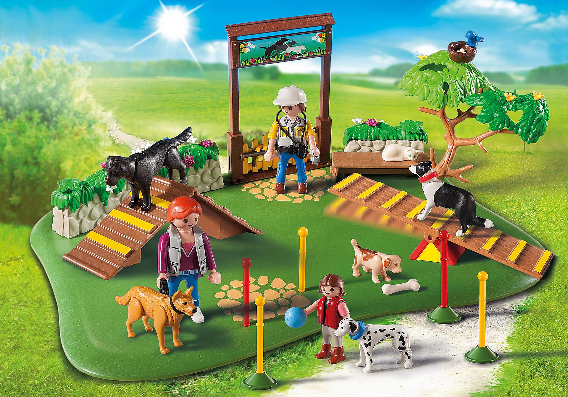 6145 SuperSet Centre de dressage pour chiens zoom image1