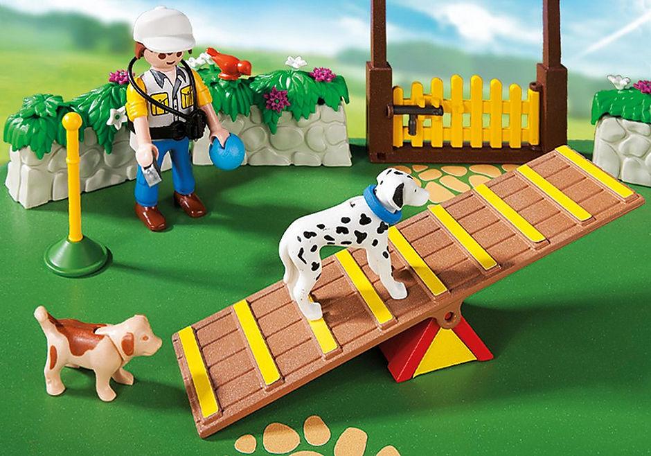 http://media.playmobil.com/i/playmobil/6145_product_extra2/SuperSet Szkoła dla psów