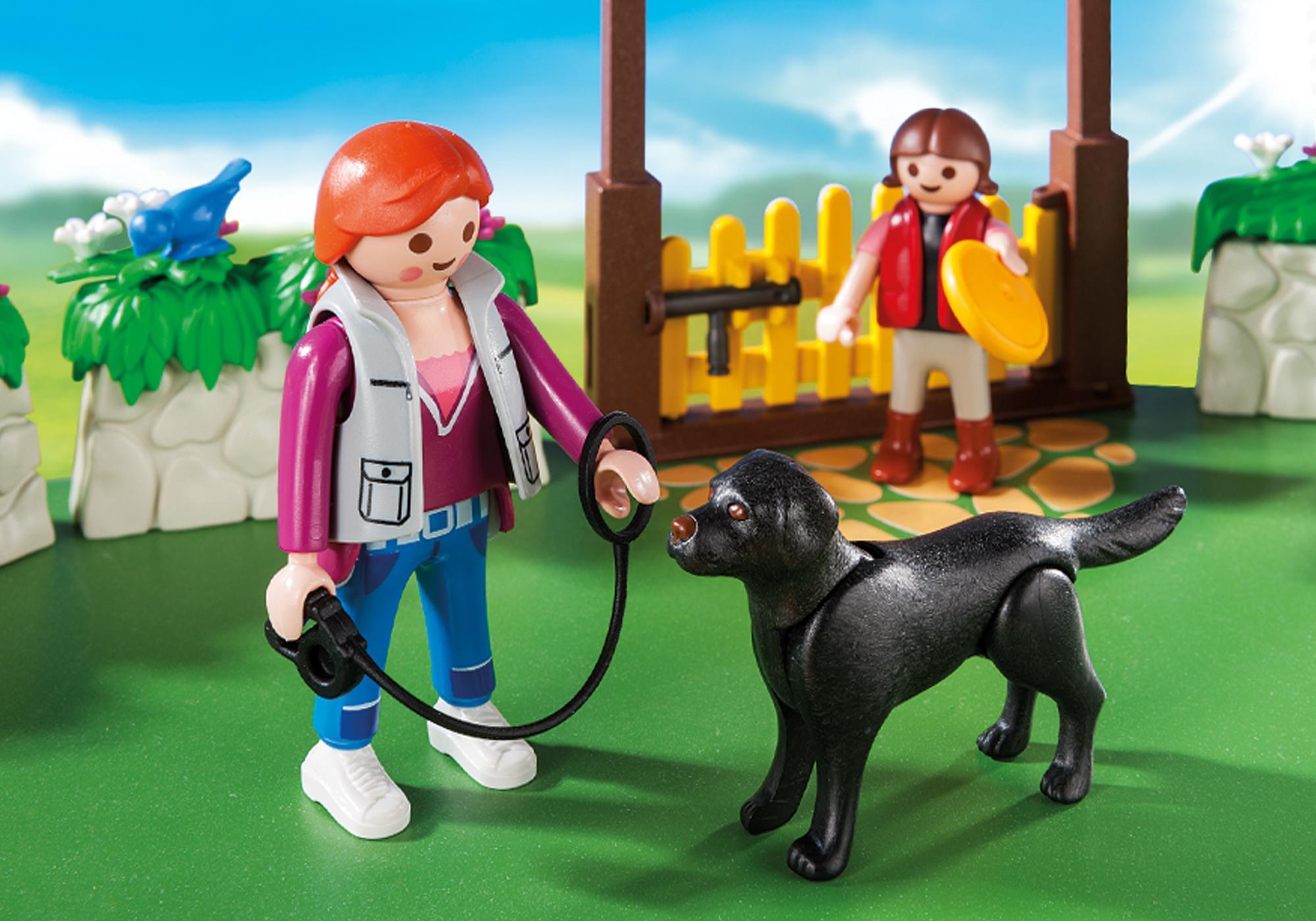 http://media.playmobil.com/i/playmobil/6145_product_extra3/SuperSet Centre de dressage pour chiens