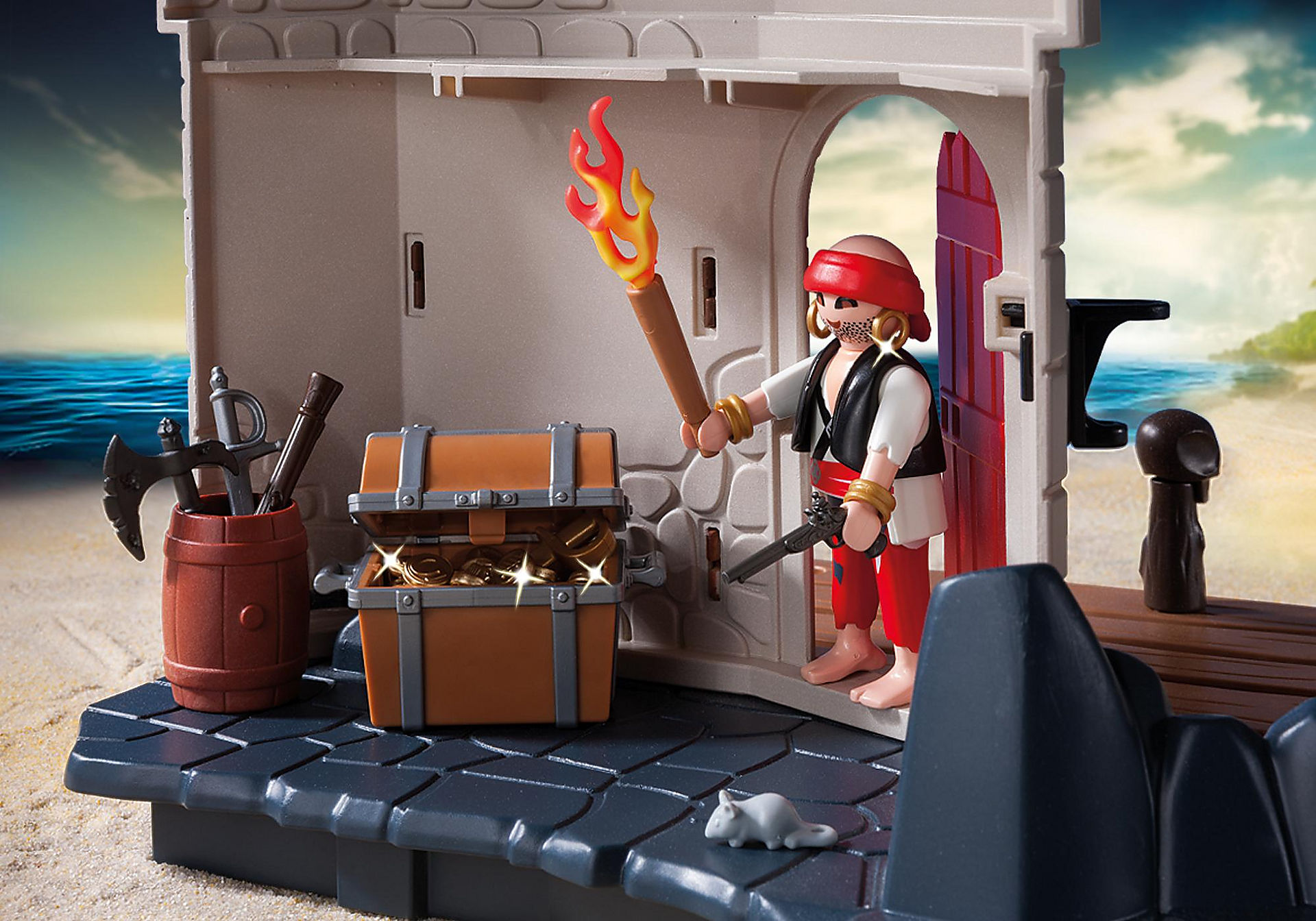 http://media.playmobil.com/i/playmobil/6146_product_extra2/Superset Fuerte Pirata