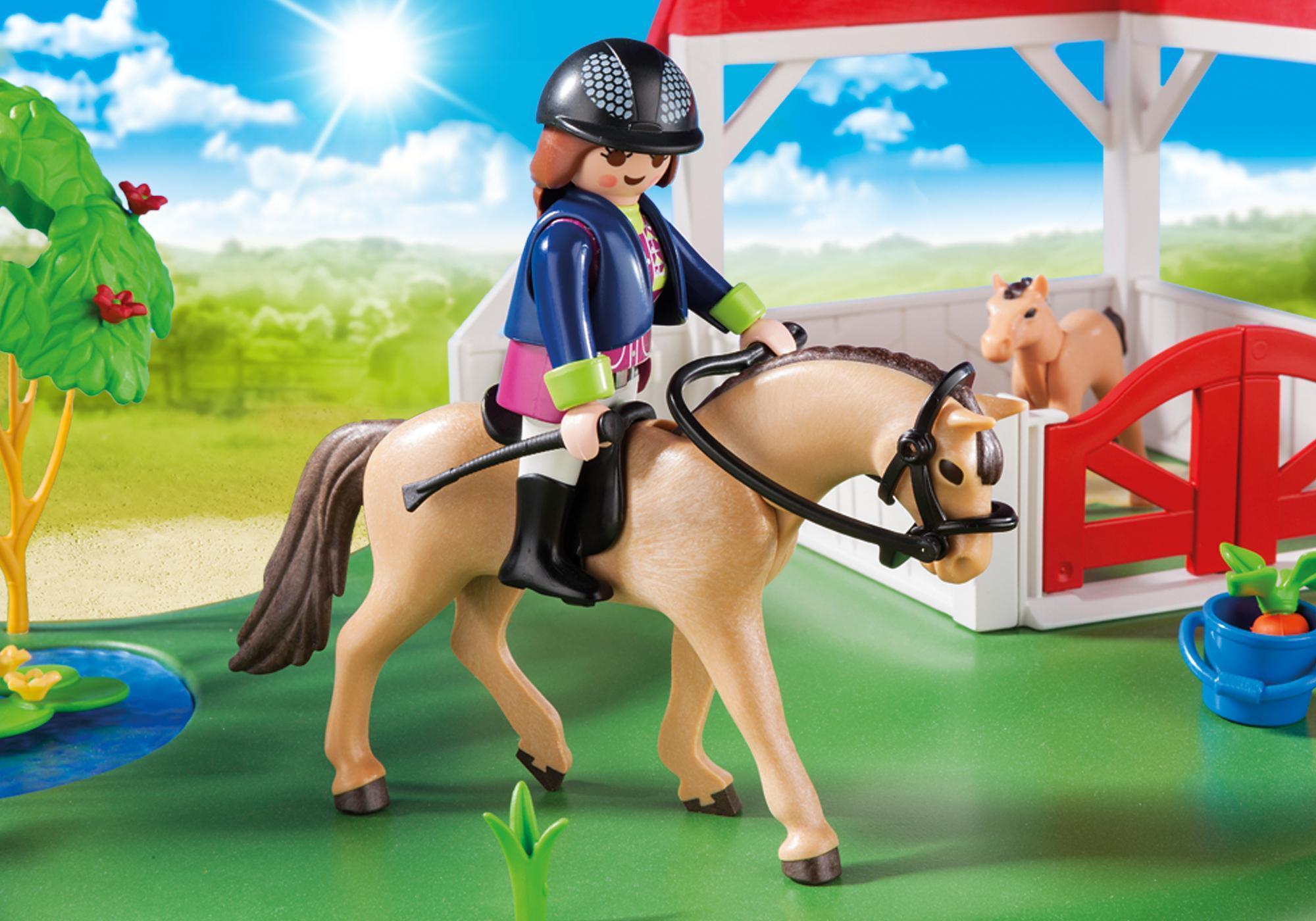 http://media.playmobil.com/i/playmobil/6147_product_extra1/Superset Prado de Caballos