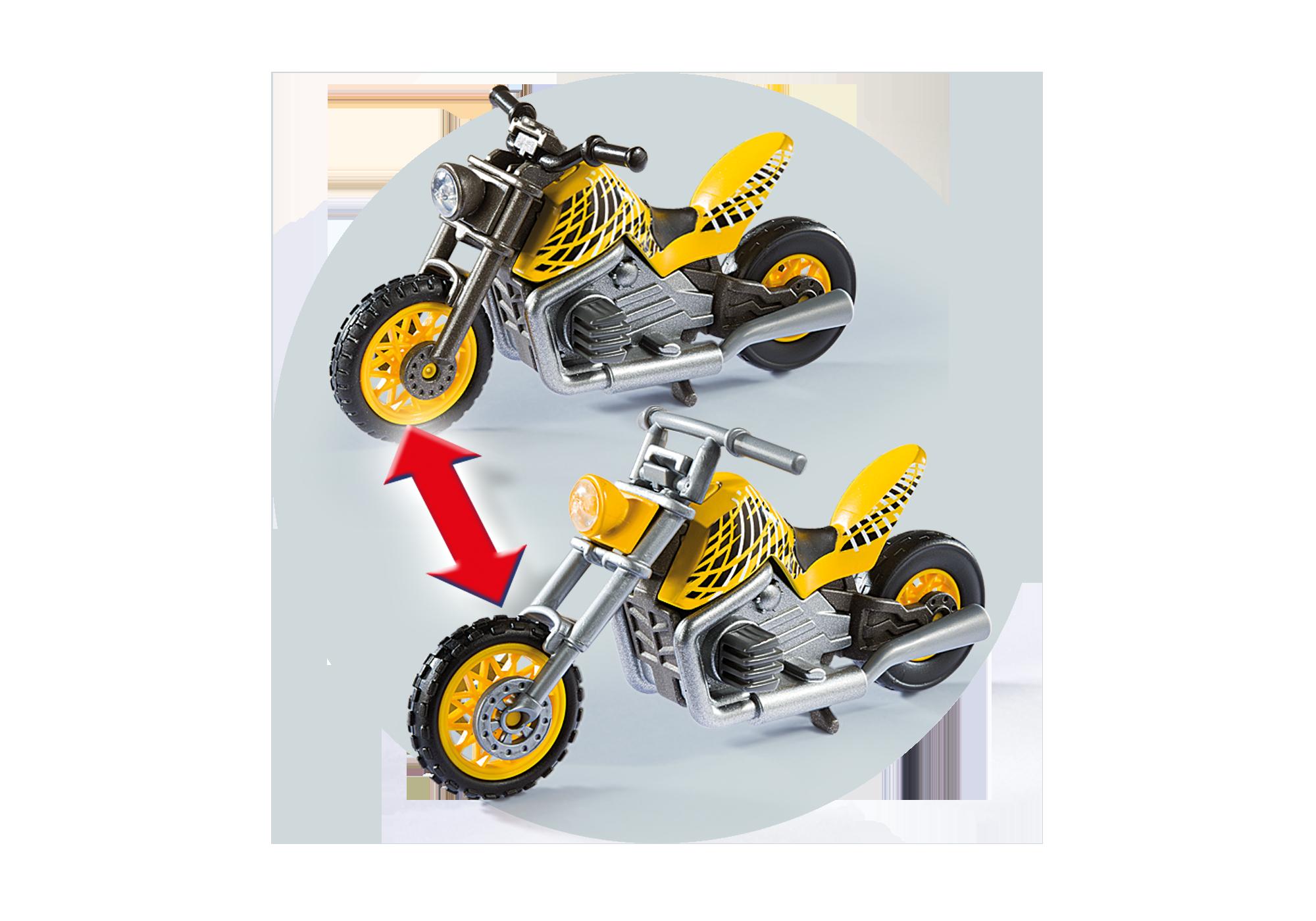 """http://media.playmobil.com/i/playmobil/6157_product_extra2/Aufklapp-Spiel-Box """"Motorradwerkstatt"""""""