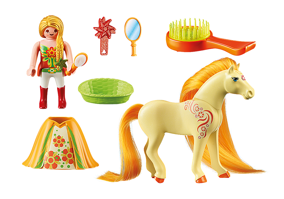 6168 Принцесса Санни с Лошадкой detail image 3