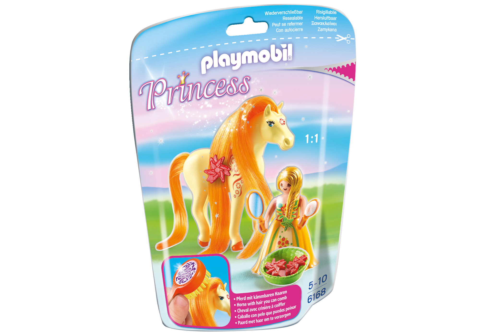 http://media.playmobil.com/i/playmobil/6168_product_box_front/Принцесса Санни с Лошадкой