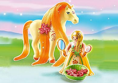 6168 Принцесса Санни с Лошадкой