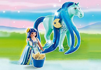 6169 Принцесса Луна с Лошадкой