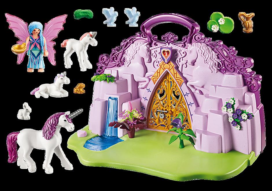 http://media.playmobil.com/i/playmobil/6179_product_box_back/Take Along Fairy Unicorn Garden