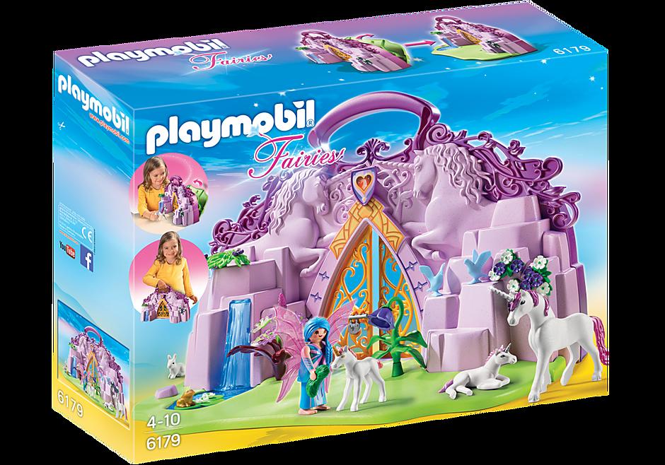 http://media.playmobil.com/i/playmobil/6179_product_box_front/Take Along Fairy Unicorn Garden