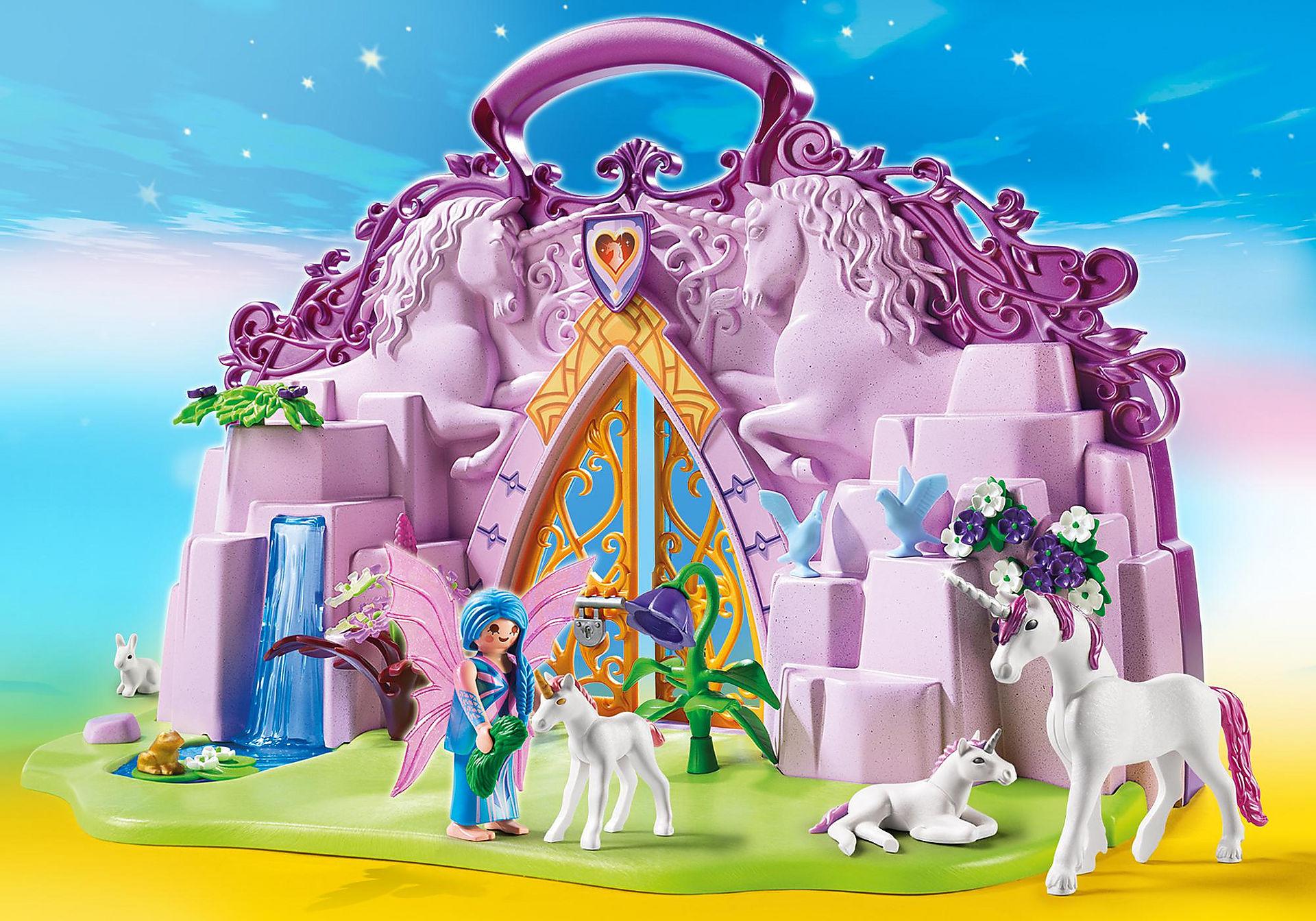 http://media.playmobil.com/i/playmobil/6179_product_detail/Take Along Fairy Unicorn Garden