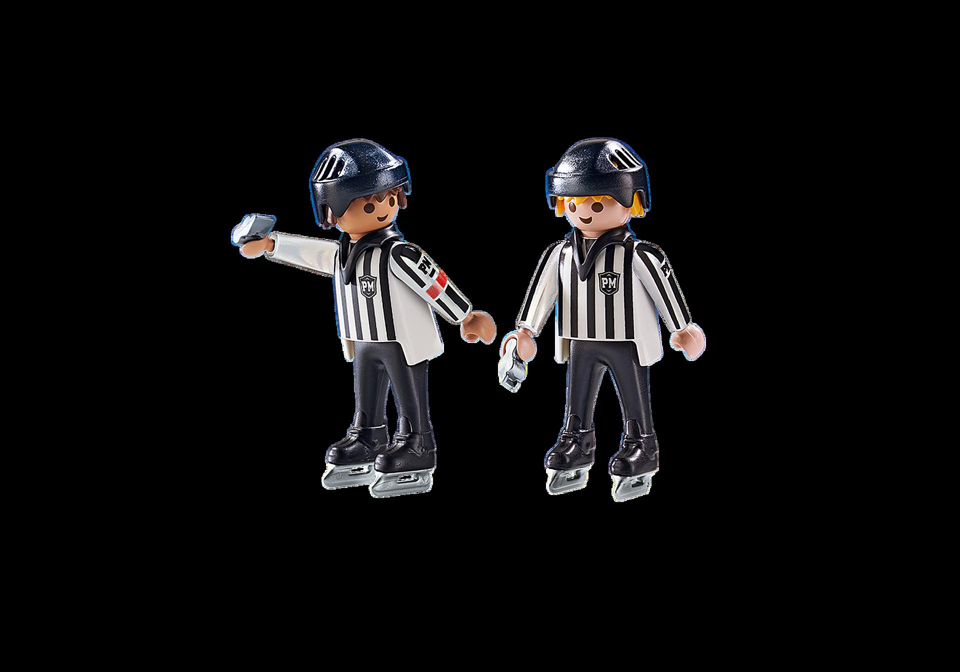 6191 Árbitros Hockey sobre Hielo zoom image4
