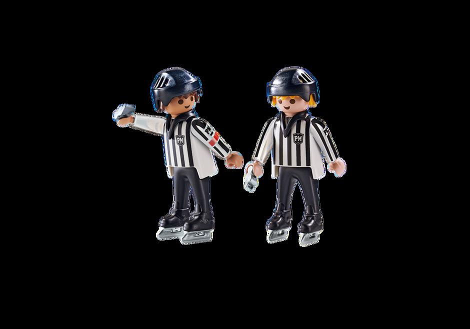 Árbitros Hockey sobre Hielo - 6191 - Playmobil® España