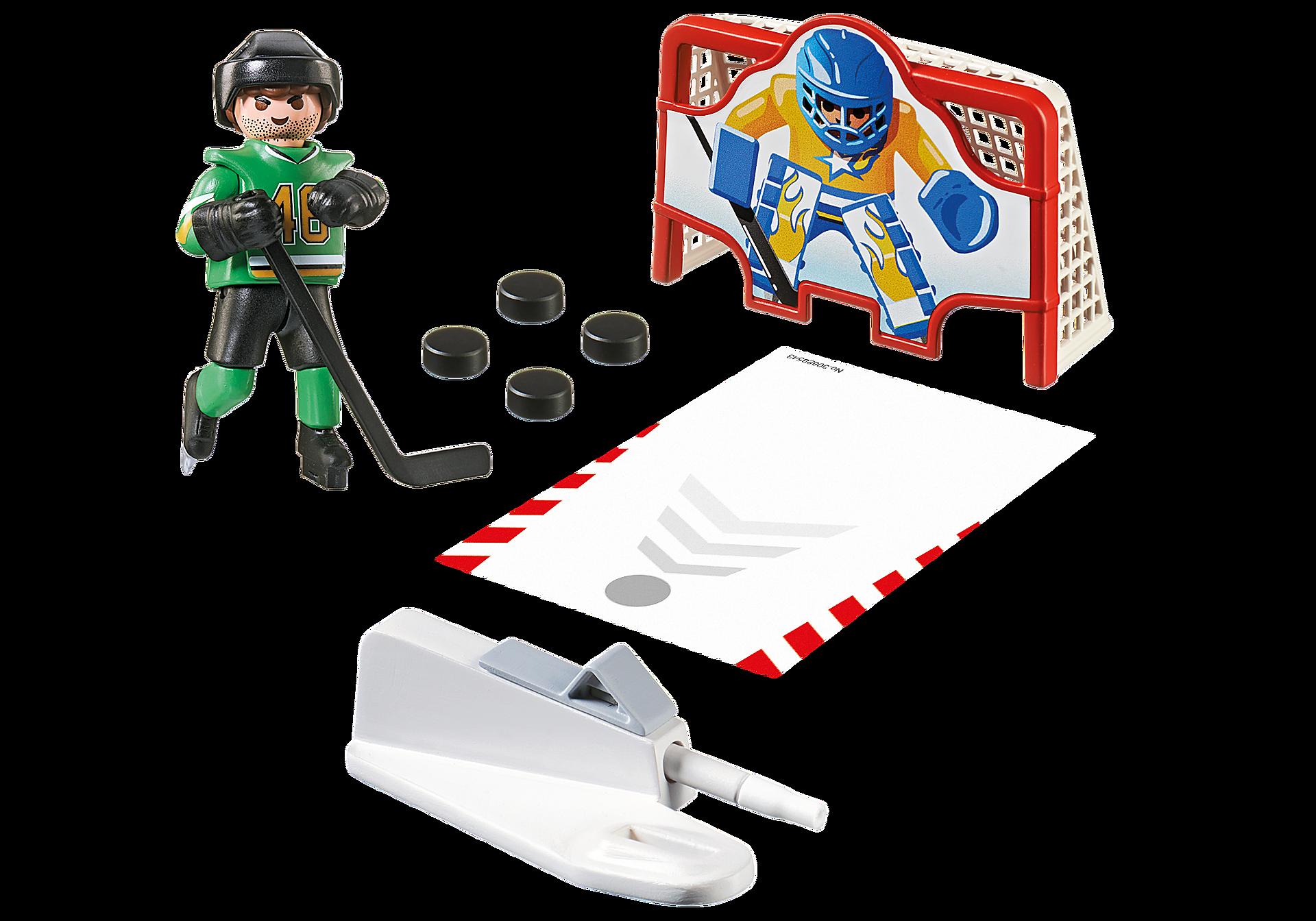 6192 Eishockey-Tortraining zoom image3