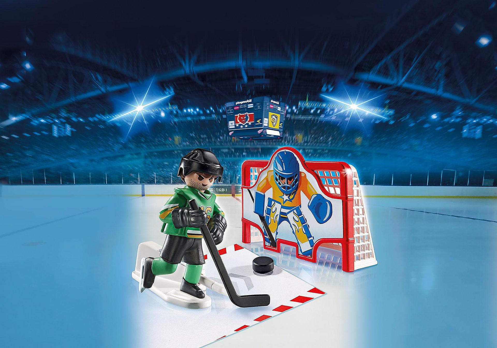 6192 Eishockey-Tortraining zoom image1