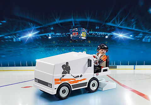 6193 Mezzo di manutenzione del ghiaccio