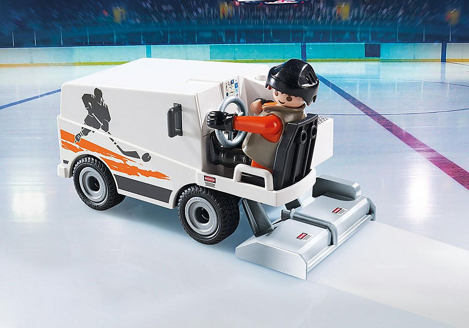 6193 Mezzo di manutenzione del ghiaccio detail image 4