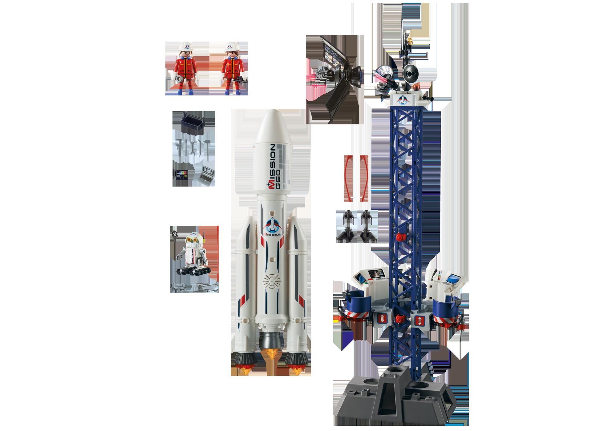 http://media.playmobil.com/i/playmobil/6195_product_box_back/Cohete con Plataforma de Lanzamiento