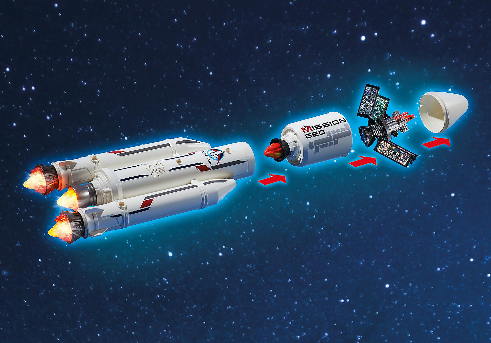 http://media.playmobil.com/i/playmobil/6195_product_extra2/Cohete con Plataforma de Lanzamiento