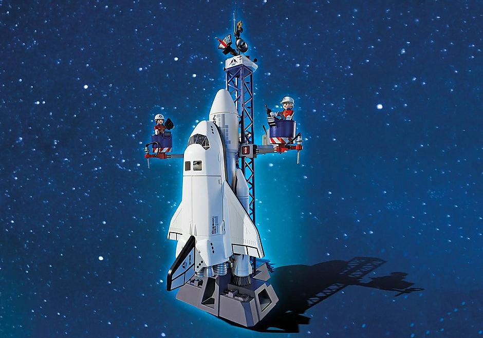 http://media.playmobil.com/i/playmobil/6195_product_extra4/Cohete con Plataforma de Lanzamiento