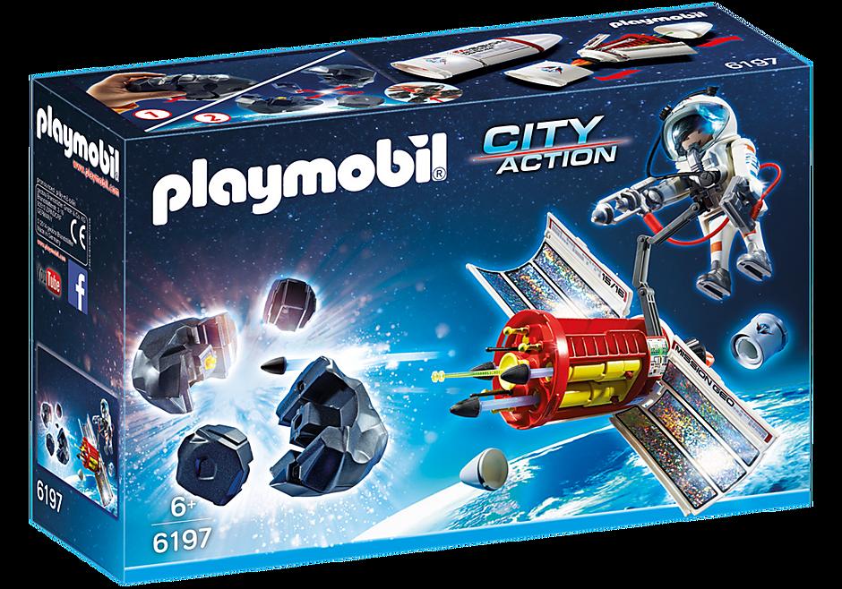 http://media.playmobil.com/i/playmobil/6197_product_box_front/Satélite con Láser para los Meteoritos