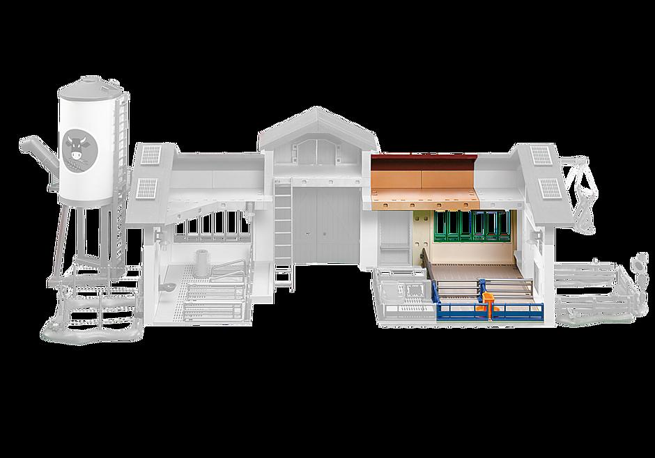 6209 Extension de l´étable pour la Ferme moderne avec silo (5119) detail image 1