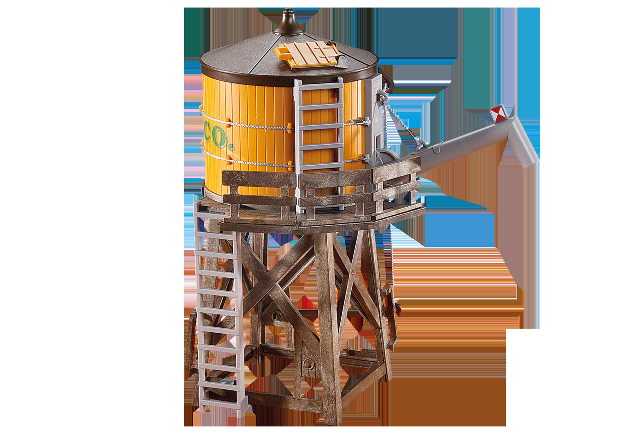 http://media.playmobil.com/i/playmobil/6215_product_detail/Duża wieża ciśnień