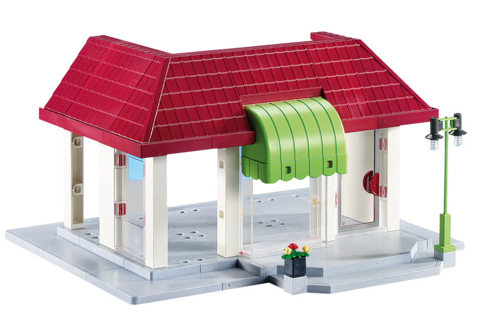 store with awning  6220  playmobil® united kingdom