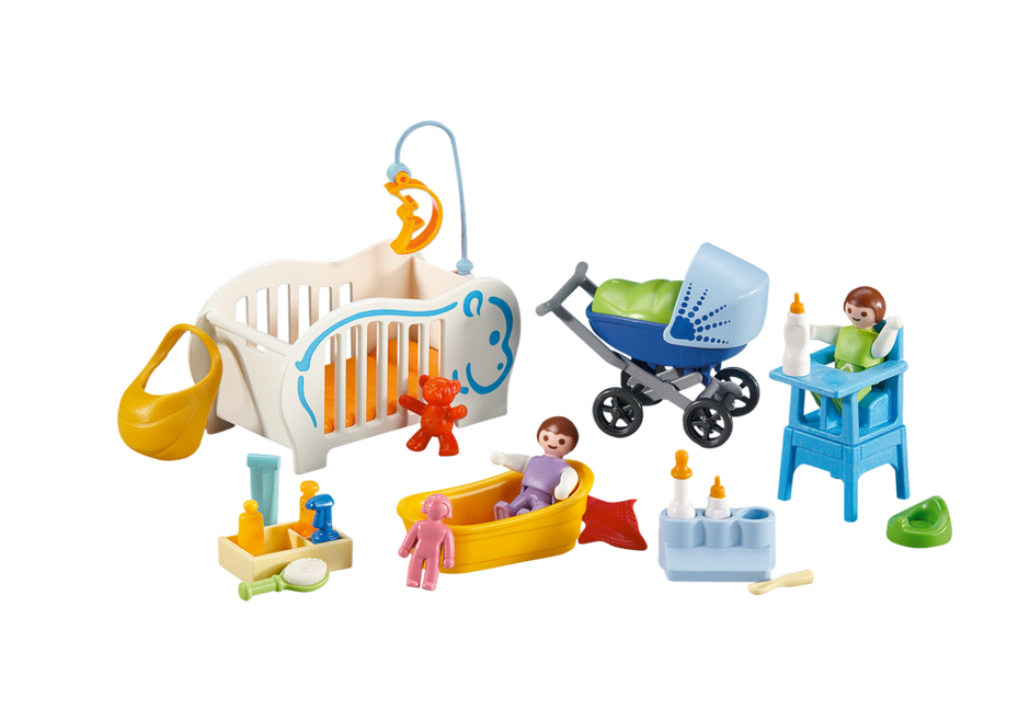 Equipements pour bébés - 6226 - PLAYMOBIL® France