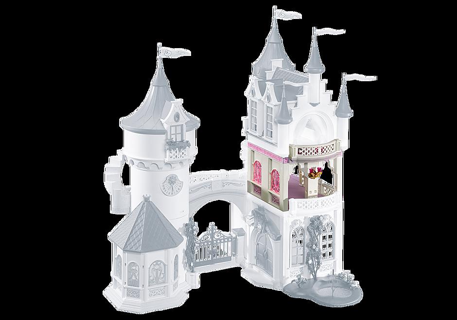 6236 Extension for Princess Fantasy Castle (5142) detail image 1