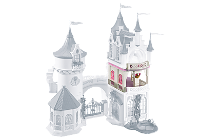 6236 Extension for Princess Fantasy Castle (5142)