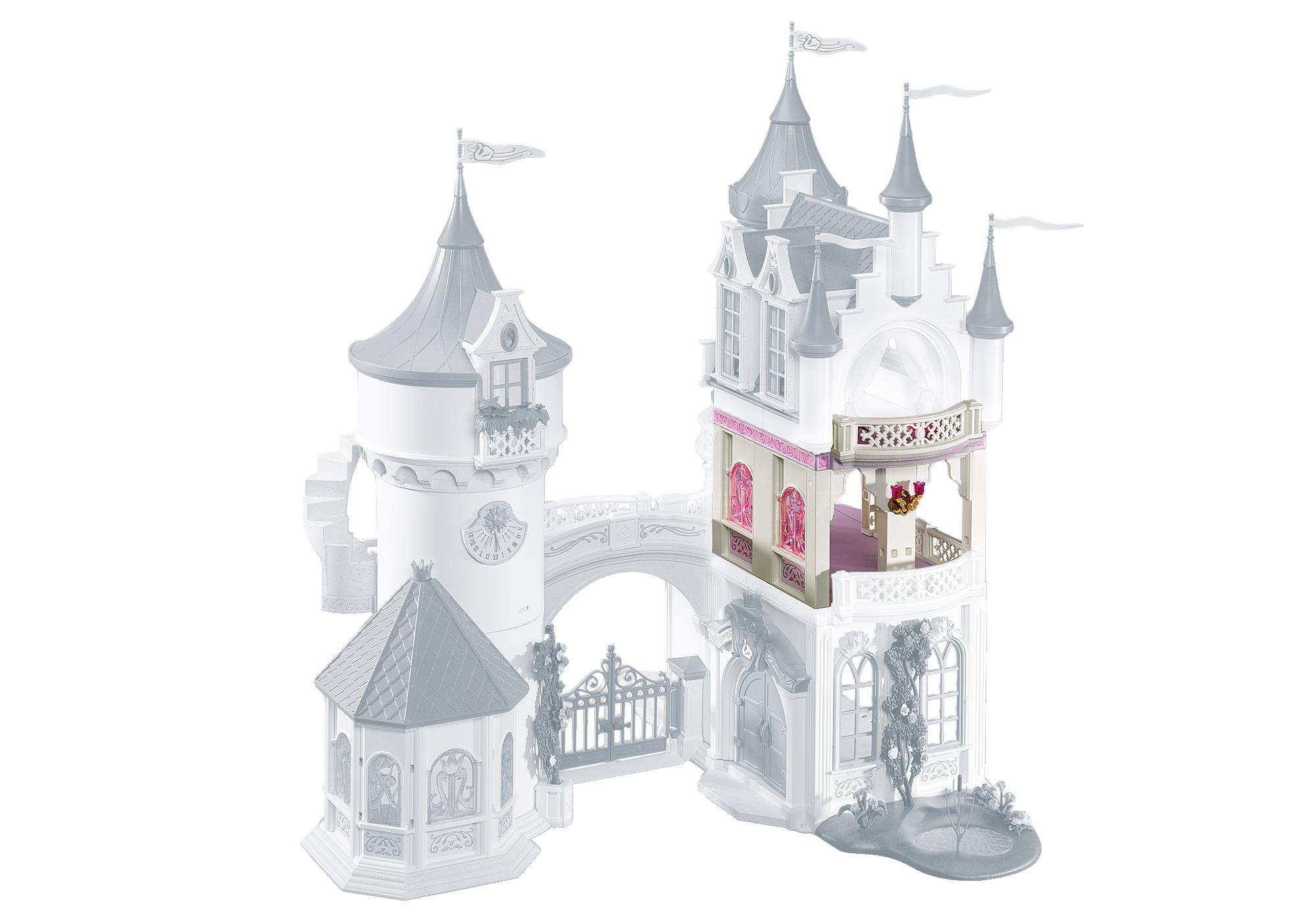 6236_product_detail/Extension For Princess Fantasy Castle (5142)