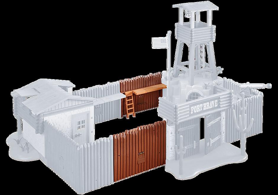 http://media.playmobil.com/i/playmobil/6270_product_detail/Extensión para el Fuerte del Oeste 5245