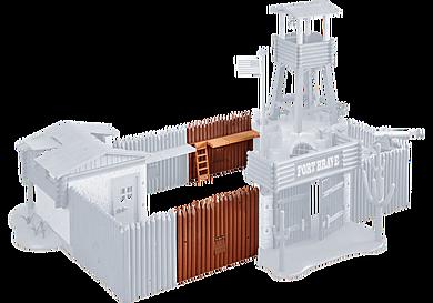 6270_product_detail/Uitbreidingsmuur voor Western fort