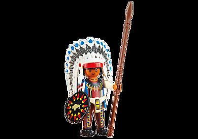 6271 Chef amérindien
