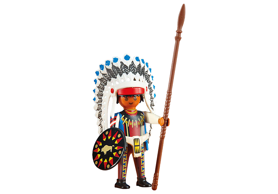 6271 Chefe Índio detail image 1