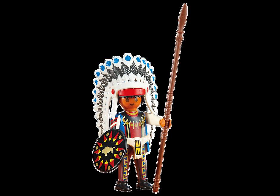 6271 Inheemse leider  detail image 1