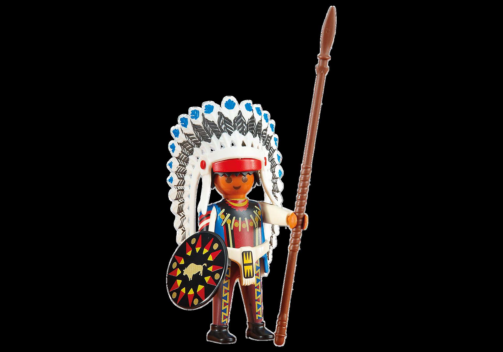 6271 Inheemse leider  zoom image1