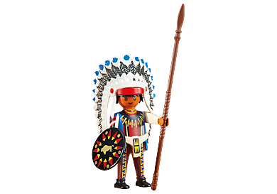 6271 Native American Chief II