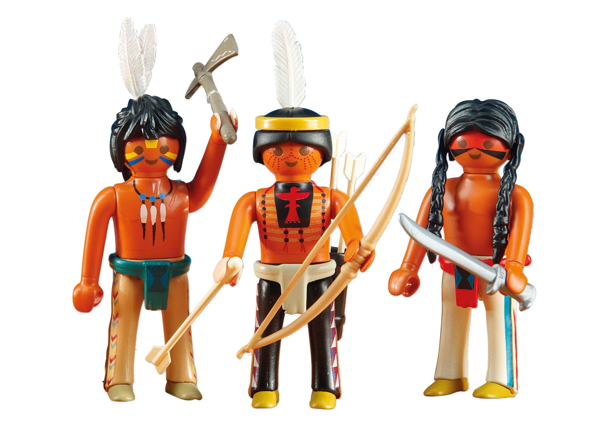 http://media.playmobil.com/i/playmobil/6272_product_detail/3 First Nation Warriors
