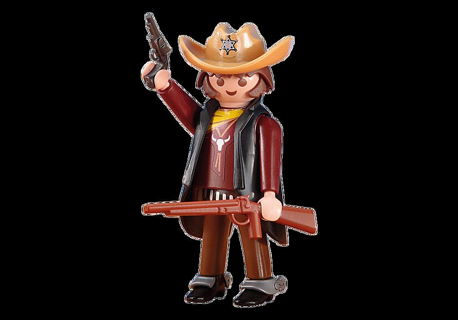 6277 Vilda västern-sheriff detail image 1