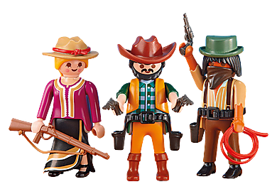 6278 2 Cowboys and Cowgirl