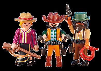6278 2 Cowboys en Cowgirl