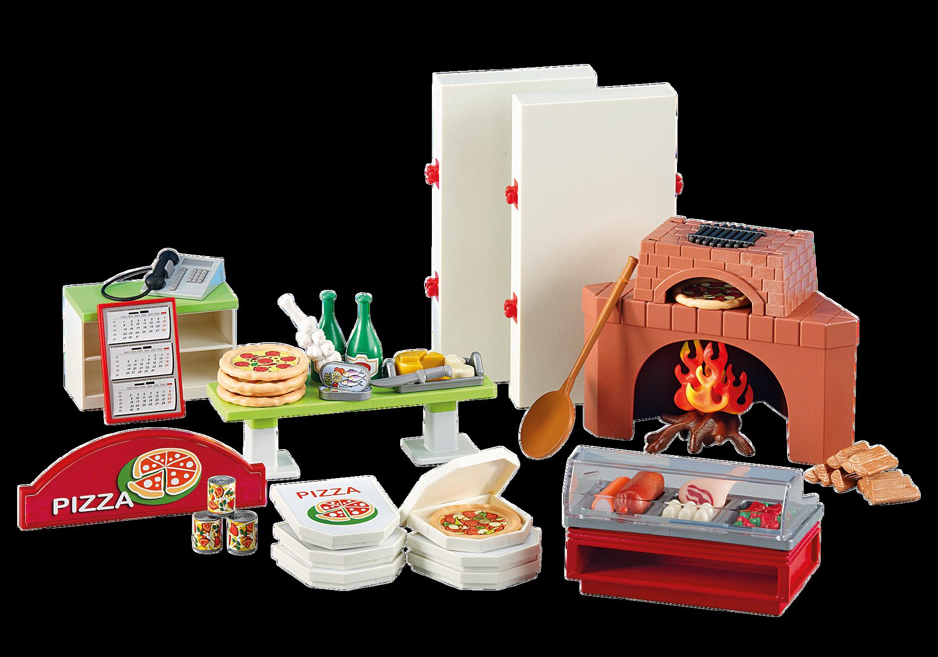 pizzeria  6291  playmobil® united kingdom