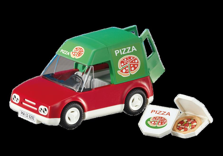 Servicio de Entrega de Pizza - 6292 - Playmobil® España