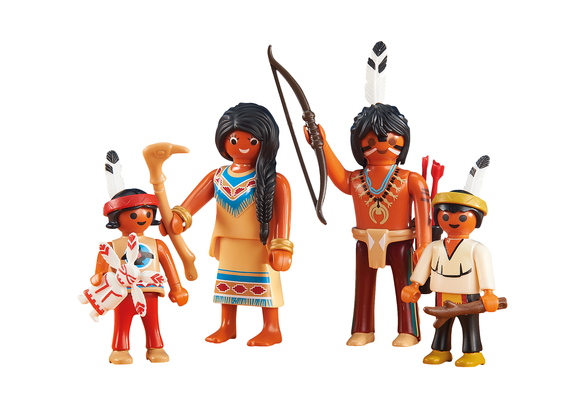 6322 Native American Family II zoom image1