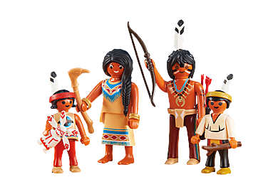 6322 Native American Family II