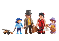 Playmobil Western Family 6323