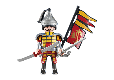 6325 Anführer der Roten Asia-Ritter